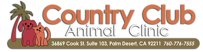 Country Club Animal Clinic | Veterinarian in Palm Desert, CA